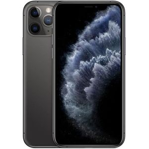 Apple iPhone 11 Pro Smartphone 14,73cm (5,8 Zoll) Super Retina XDR-Display, 512GB interner Speicher, 6GB RAM, Dual-SIM, iOS, Space Grey