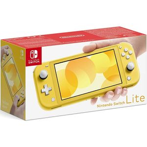Nintendo Switch Lite Gelb 32GB