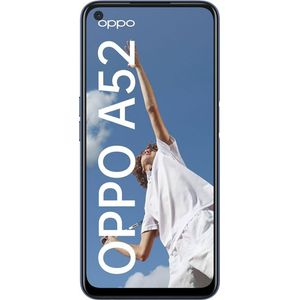 Oppo A52 Smartphone 16,51cm (6,5 Zoll) TFT-Display, 64GB interner Speicher, 4GB RAM, Dual-SIM, Twilight Black