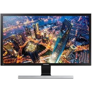 Samsung LU28E590DS (LU28E590DS) - 28 Zoll, 4K UHD (3840 x 2160), TN-Panel, 60Hz, 1ms, 370cd/m²