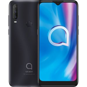 Alcatel 1S Smartphone 15,8cm (6,22 Zoll) IPS-Display, 32GB interner Speicher, 3GB RAM, Dual-SIM, Android, Power Gray