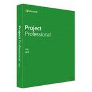 Ms project 2019 professional box (h30-05766)