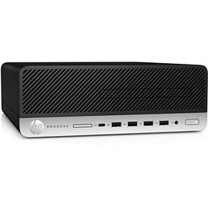 HP ProDesk 600 G5 - SFF - Core i5 9500 / 3 GHz - RAM 8 GB - SSD 256 GB - NVMe - UHD Graphics 630 - GigE - Win 10 Pro