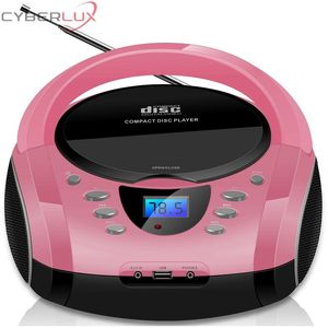 Cyberlux CL-720 CD-Player Pink