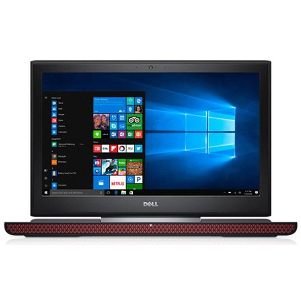 Dell Inspiron 15 7000 Gaming, Core i5-6300HQ, 8GB RAM, 256GB SSD (7566-1821)