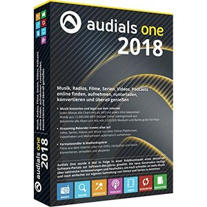 Audials One 2018 (PC)
