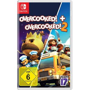 Overcooked! + Overcooked! 2 (Switch)