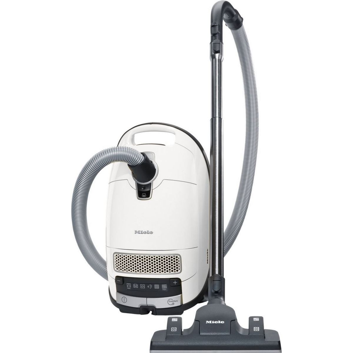 Miele Complete C3 Excellence EcoLine lotosweiß (SGSH1)