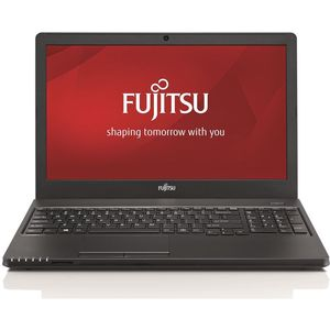 Fujitsu LifeBook A557 - Business-Laptop 15,6 Zoll (39,6 cm) WXGA, Intel Core i5-7200U, 8GB RAM, 256GB SSD, ohne Betriebssystem (VFY:A5570MP500DE)