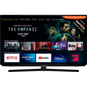 Grundig 55 GUB 7040 - Fire TV Edition 139 cm (55 Zoll) LCD-Technologie (Ultra HD, HDR) HD-Triple-Tuner (Sat, Antenne, Kabel) Smart TV Modelljahr 2020 Energieklasse F