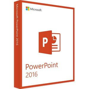 Microsoft PowerPoint 2016 - 32&64Bit - USB-Stick - 1PC