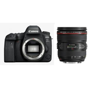 Canon EOS 6D Mark II + EF 24-70 mm f4 L IS USM