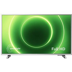 Philips 32PFS6905 81 cm (32 Zoll) LCD-Technologie (Full HD, HDR) HD-Triple-Tuner (Sat, Antenne, Kabel) Smart TV Modelljahr 2020 Energieklasse A