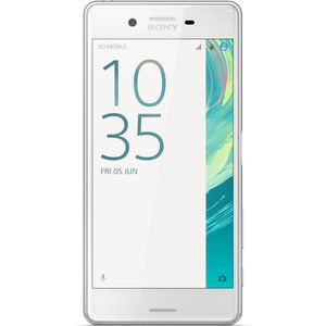 Sony Xperia X Performance Smartphone 12,7cm (5 Zoll) TFT-Display, 32GB interner Speicher, 3GB RAM, Android, White
