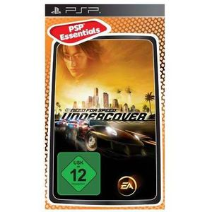 Need for Speed Undercover [Essentials] (PSP)