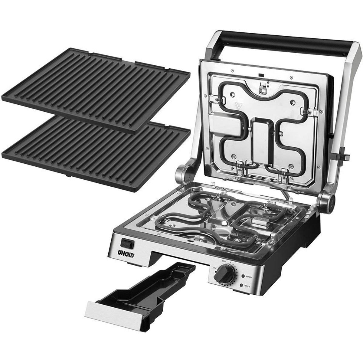Unold Contact-Grill Steak Kontaktgrill