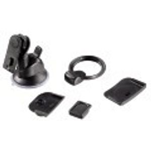Hama Adapter Set incl. Suction Cup Holder for TomTom (Schwarz)