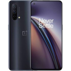 OnePlus Nord CE 5G Smartphone 16cm (6,3 Zoll), AMOLED-Display, 128GB interner Speicher, 8GB RAM, Dual-SIM, Android 11, Charcoal Ink