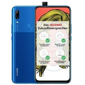 Huawei P smart Z Smartphone 16,74cm (6,59 Zoll) TFT, LCD-Display, 64GB interner Speicher, 4GB RAM, Dual-SIM, Android, Starlight Blue