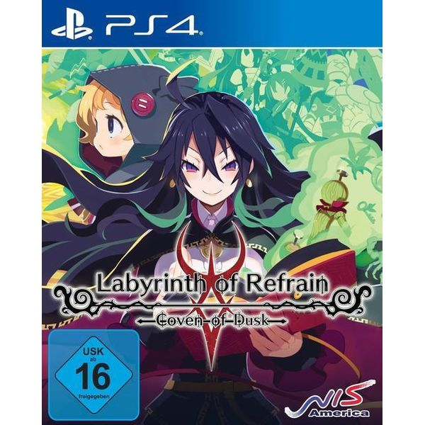 Labyrinth of Refrain - Coven of Dusk (PS4)