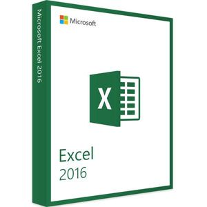 Microsoft Excel 2016 - 32&64Bit - USB-Stick - 1PC