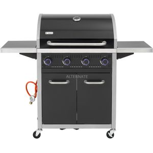 Tepro Gasgrill Northport 4 Grill, silber, 12,8 kW