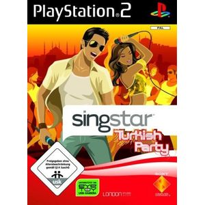 SingStar Turkish Party (PS2)