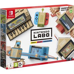 Nintendo Labo - Toy-Con 01 Multi-Set (Switch)