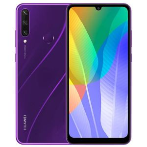 Huawei Y6p Smartphone 16cm (6,3 Zoll) LTPS-Display, 64GB interner Speicher, 3GB RAM, Dual-SIM, Android, Phantom Purple