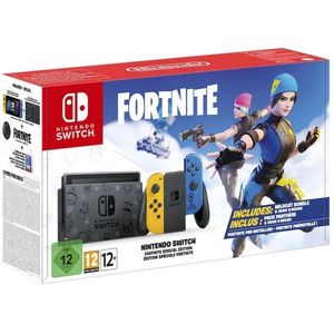 Nintendo Switch V2 Fortnite 32GB Bundle inkl. Fortnite Wildcat Bundle