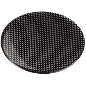 Hama Adapter Plate for Suction Cup Bracket, 85 mm, self-adhesive (Schwarz)