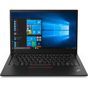 Lenovo ThinkPad X1 Carbon G7 - Business-Laptop 14 Zoll (35,6 cm) Full HD, Intel Core i7-8565U, 16GB RAM, 512GB SSD, Windows 10 Pro 64-bit (20QD00L7GE)