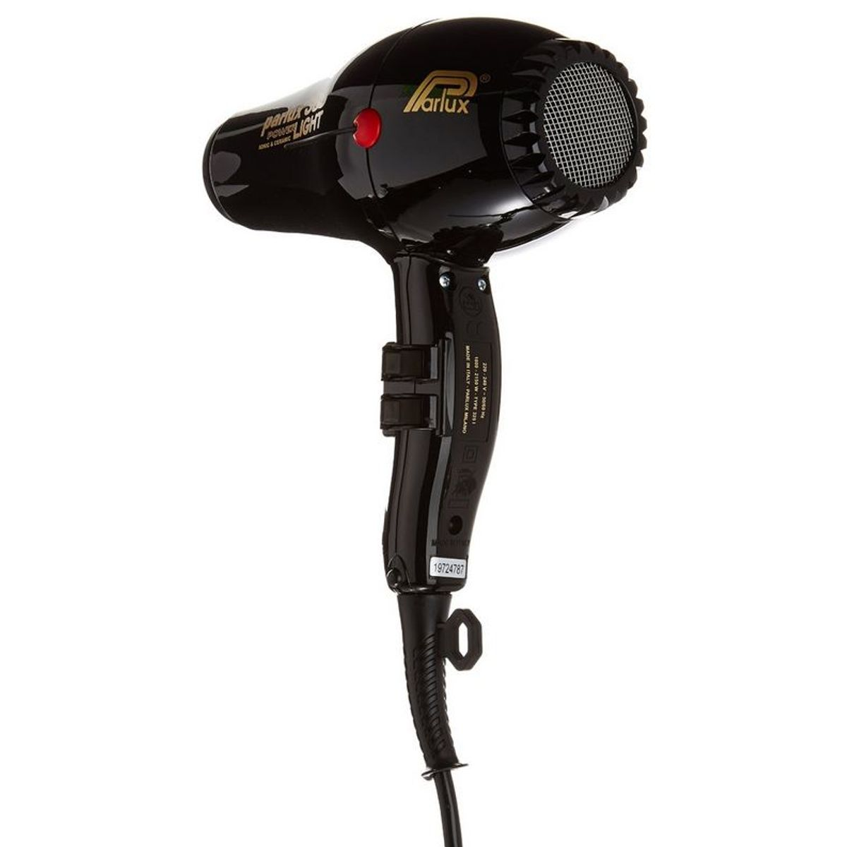 Parlux 385 Power Light schwarz