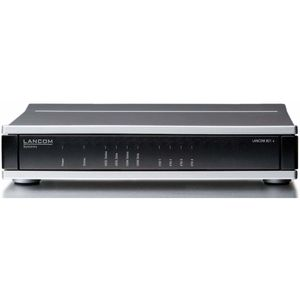 Lancom 821 ADSL-ISDN Multiprotokoll Router mit integr. 4-Port Switch