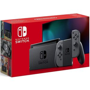 Nintendo Switch V2 Grau 32GB (neues Modell 2019)