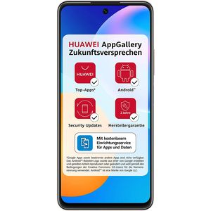 HUAWEI P smart 2021 Smartphone 16,94cm (6,67 Zoll) LC-Display, 128GB interner Speicher, 4GB RAM, Dual-SIM, Android, Blush Gold
