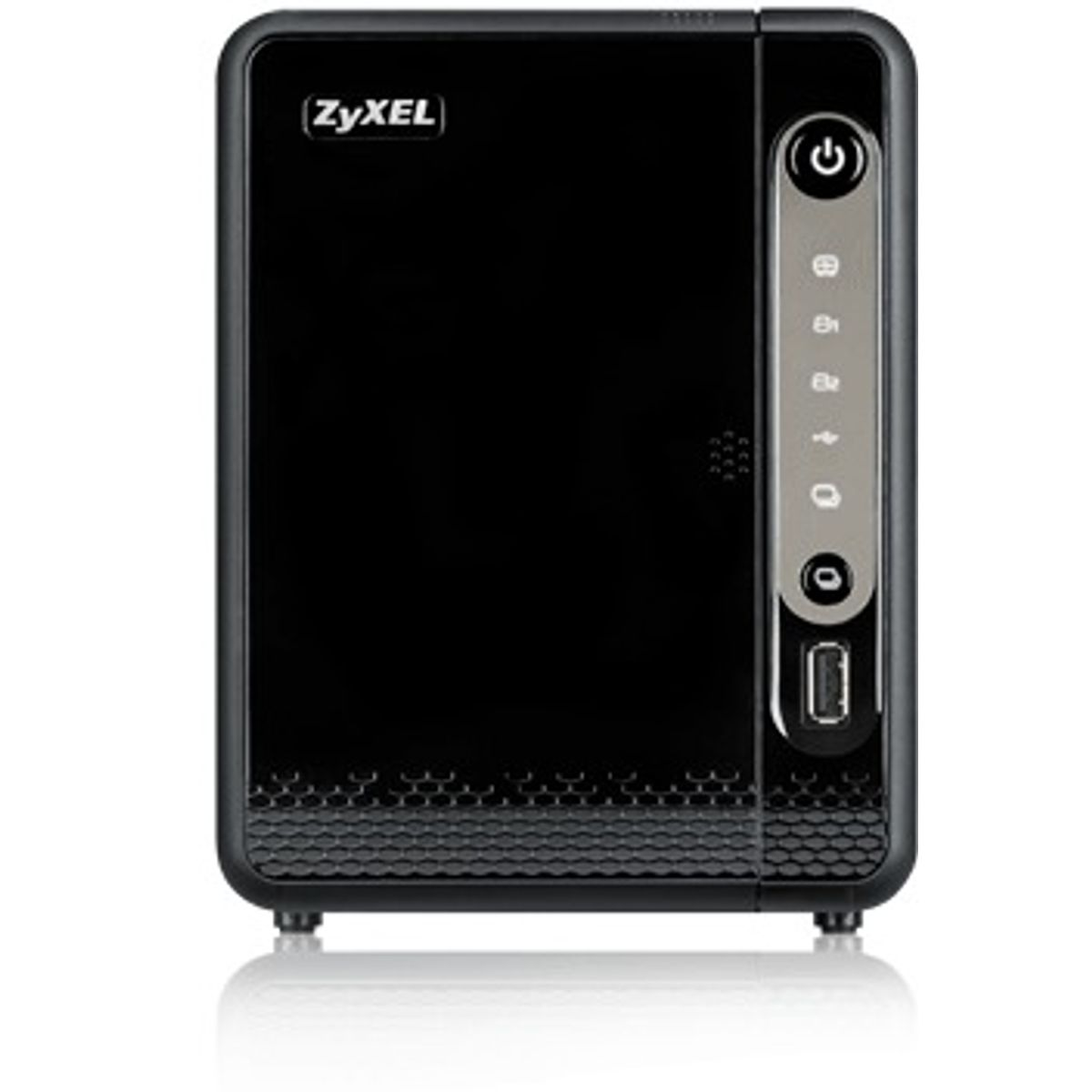 ZyXEL NAS326 2-Bay 10TB Bundle mit 1x 10TB Red WD101EFAX