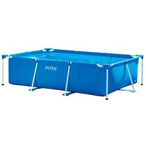 Intex Rectangular Frame Pool -Aufstellpool