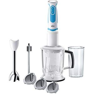 Braun MQ 5060 Vario Fit Twist Stabmixer-Set 750W