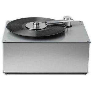 Project Audio Vinyl Cleaner VC-S2 silber