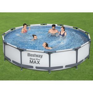 Bestway Steel Pro MAX Swimmingpool-Set 366x76 cm