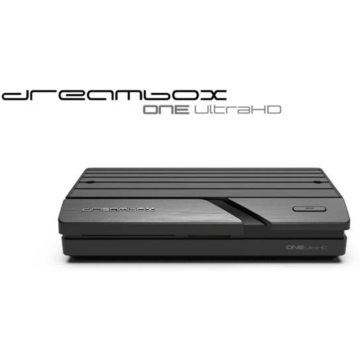 Dreambox One Ultra HD BT Edition 2x DVB-S2X MIS Tuner 4K 2160p E2 Linux Dual Wifi H.265 HEVC