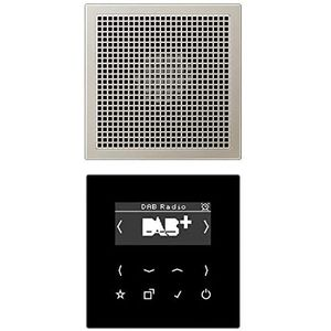 JUNG Smart DAB+ Digitalradio DAB ES1